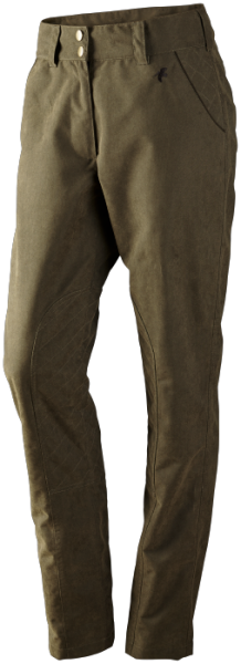 Woodcock Lady trousers Shaded olive