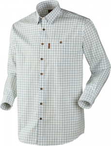 Stenstorp shirt Estate Blue check/ Button-down