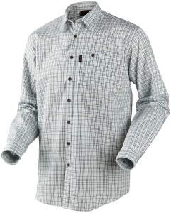 Preston shirt Blue check