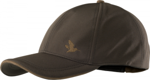 Winster softshell cap Black coffee