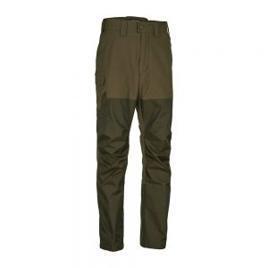 Upland trousers with hiten